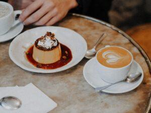 スタバ|カスタードプリンケーキのカロリー糖質!期間はいつまで?