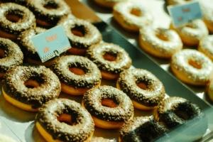 ミスド|つや抹茶2021のカロリー糖質を7種類で比較!口コミ感想も!