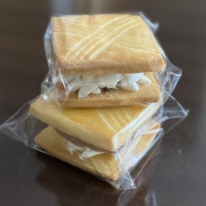 プレスバターサンド全種類のカロリー糖質!低カロリーなのはどれ?